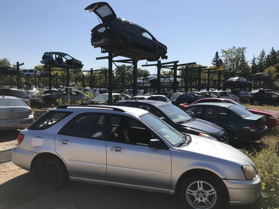 Vehicle sale